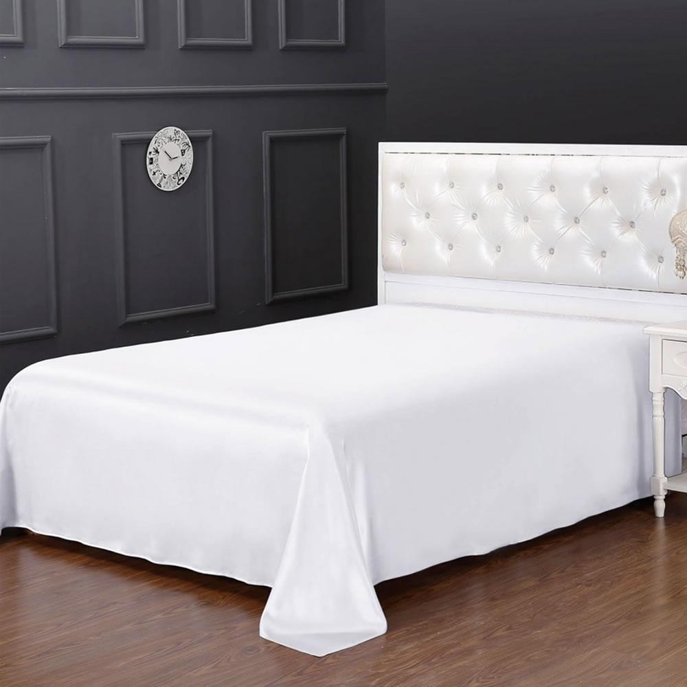 buy pure silk sheets